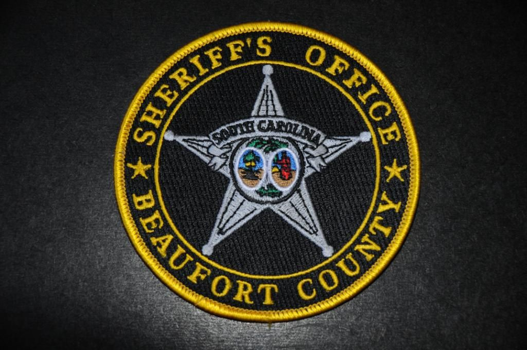 Beaufort County Sheriff S Office Beaufort County Police Patches Police Gear