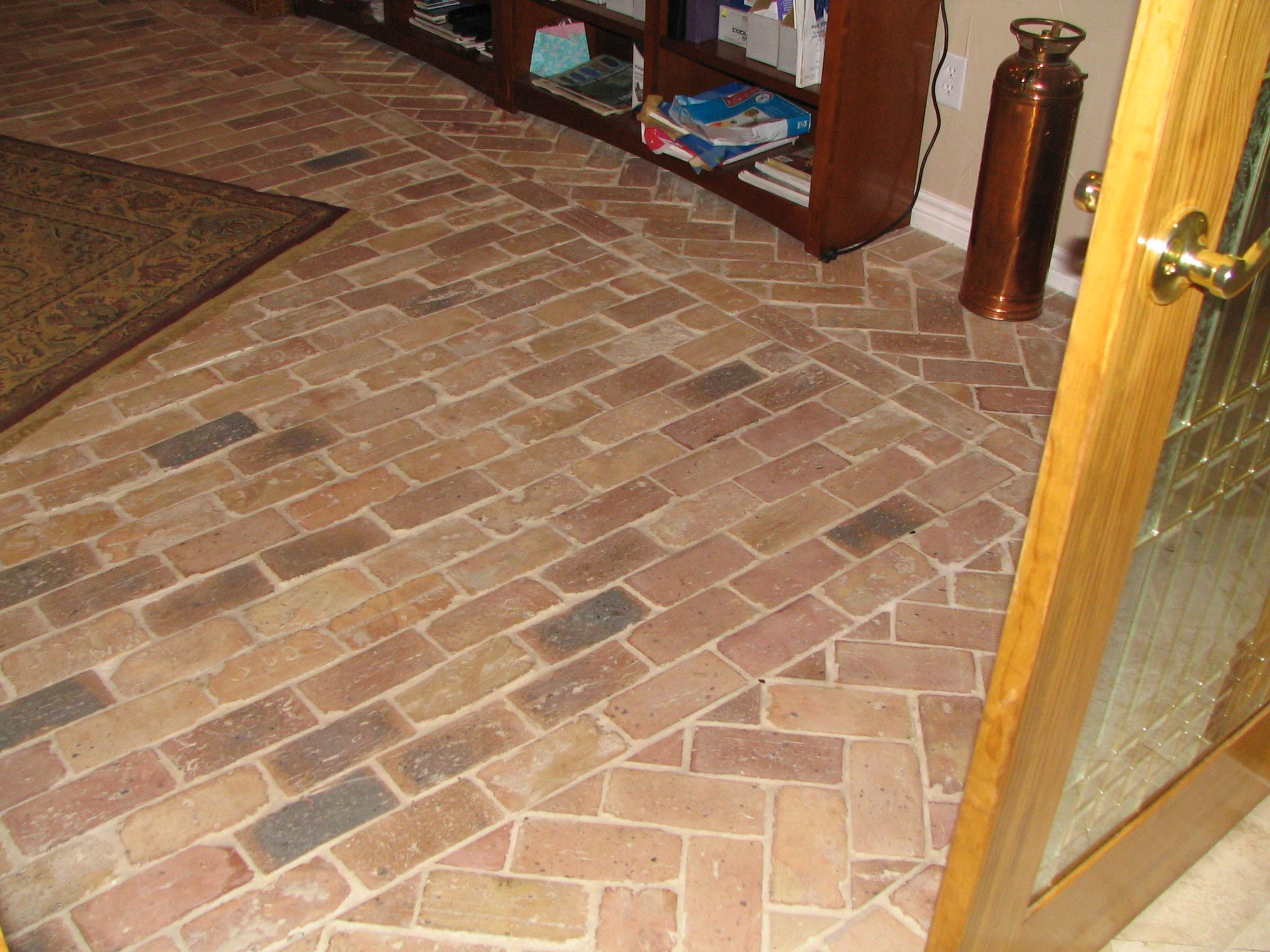 Thin brick flooring antique chicago brick or any used solid brick thin brick flooring antique chicago brick or any used solid brick can be cut down to dailygadgetfo Gallery