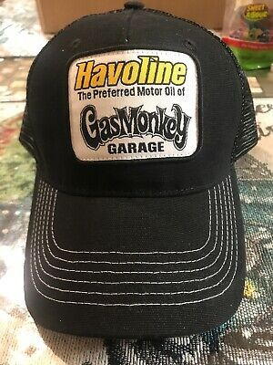 Havoline Gas Monkey Garage Snapback Cap Hat Mesh #fashion #clothing #shoes #accessories #men #mensaccessories (ebay link) #gasmonkeygarage