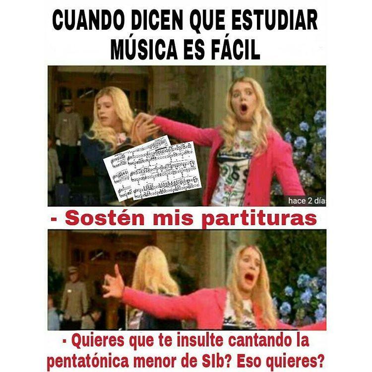 """No, no somos """"Bichos raros"""" #CosasDeMusicos #SomosMusicos #Pasion #Felicidad #Meme #YDondeEstanLasRubias? #AmoLosEditores 😂😍🎸💪"""