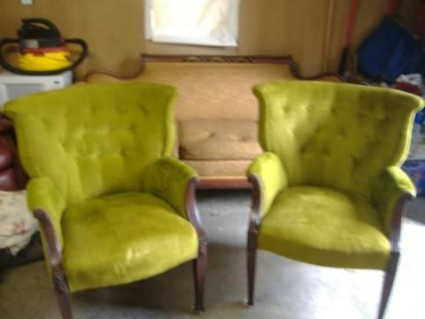 Antique Duncan Phyfe sofa, two antique chairs appraisal - Antique Duncan Phyfe Sofa, Two Antique Chairs Appraisal My Picks