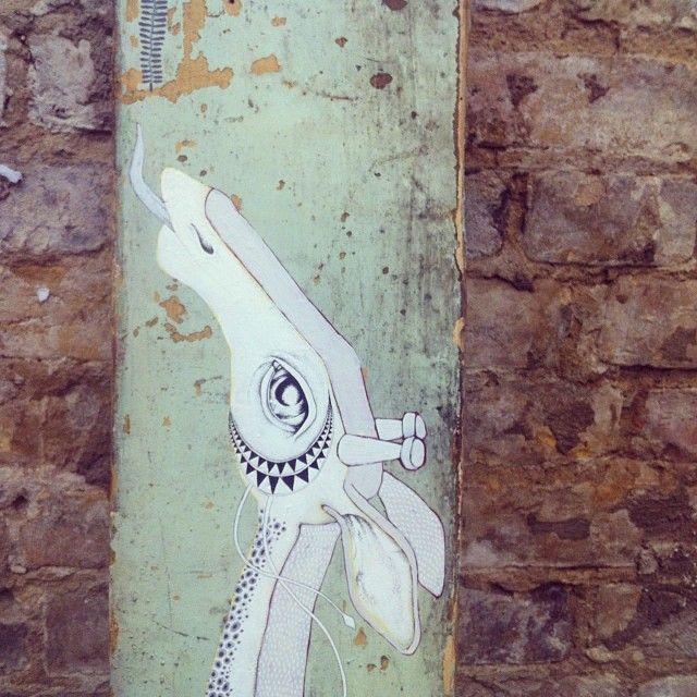 giraffe. artist: juliah