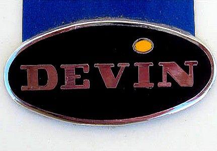 la marque automobile de voitures am ricaine devin fut fond e en 1958 et produisit des v hicules. Black Bedroom Furniture Sets. Home Design Ideas