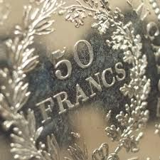 Old monnaie ~ the French franc