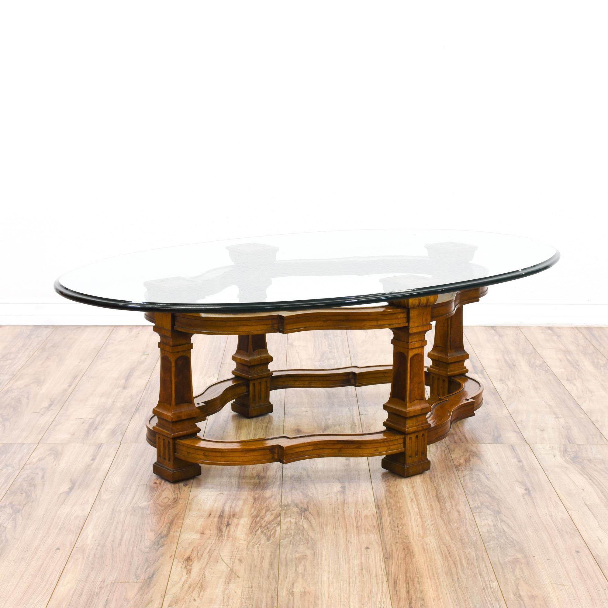 Copeland Walnut Furniture Check Round Glass Top Coffee Table Round Glass Coffee Table Glass Top Coffee Table Glass Coffee Table [ 2160 x 1200 Pixel ]
