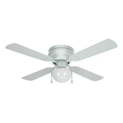 Hardware House 54 36 42 In Aegean Flush Ceiling Fan 43 Ceiling Fan Flush Ceiling Fans Home Hardware