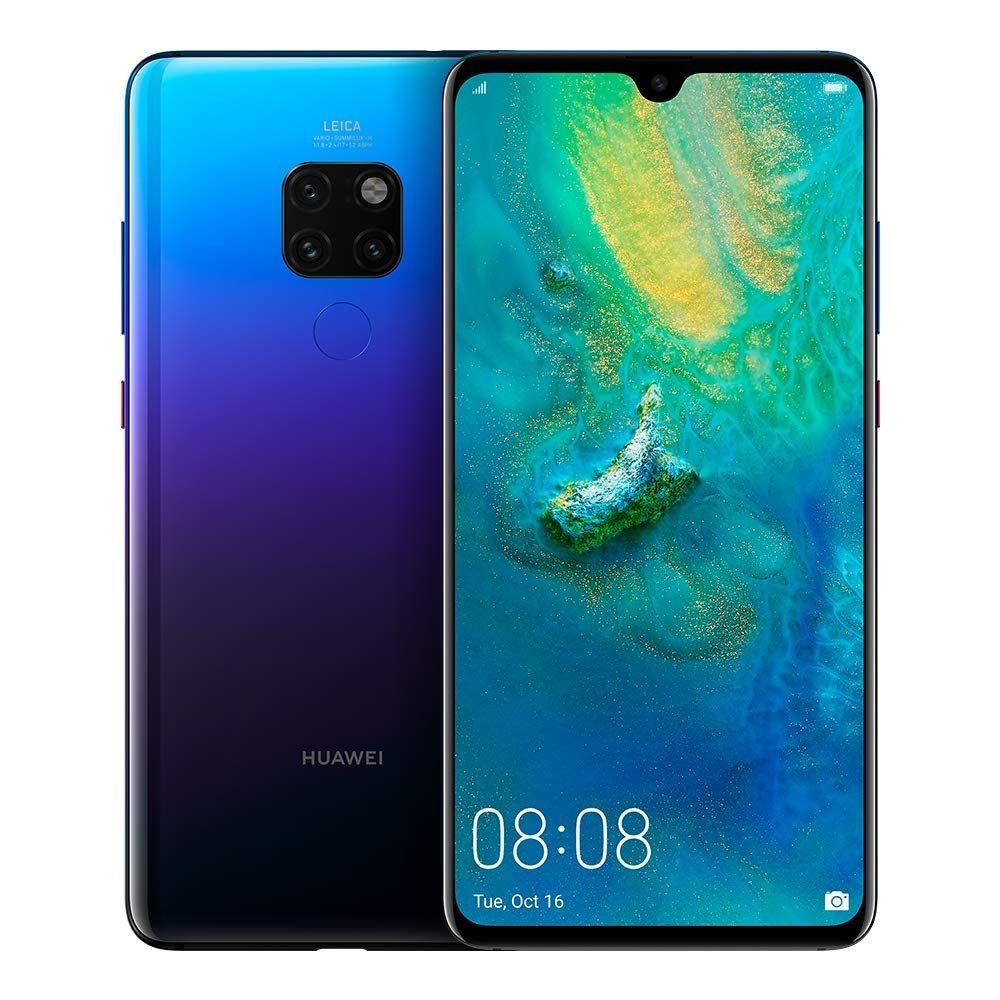 Huawei Mate 20 Smartphone 128gb 6gb Ram 6 53 Leica Triple Ai Camera Twilight In 2020 Huawei Huawei Wallpapers Huawei Mate