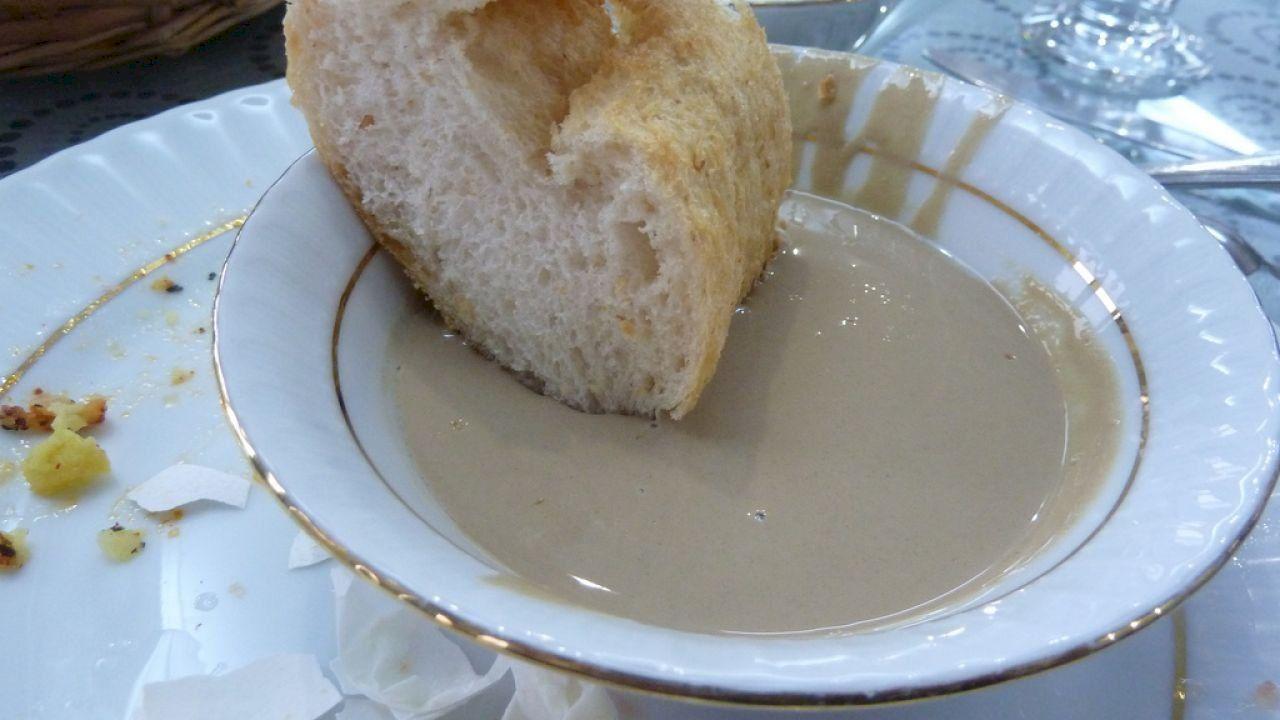 طريقة عمل طحينة السمسم Food Bread Sesame