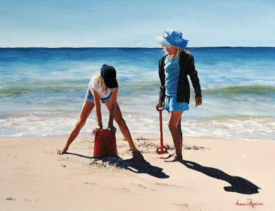 Pintora Amanda Russian (Brisbane Queensland, Australia) Cuadros de ...