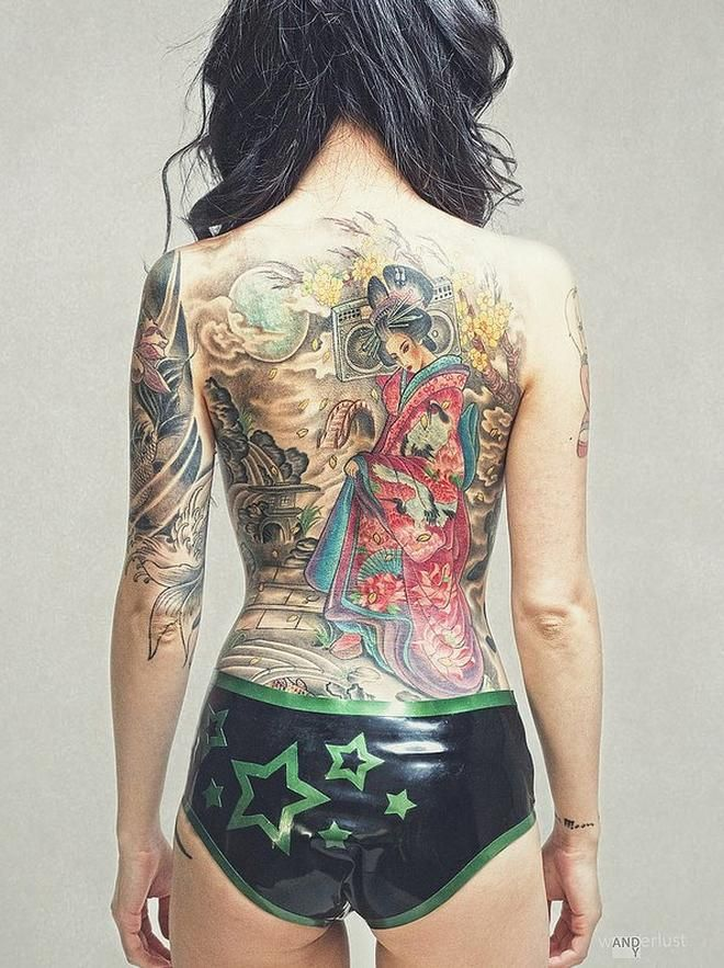 Japanese Gangster Women Of The Yakuza Japanese Tattoo Japanese
