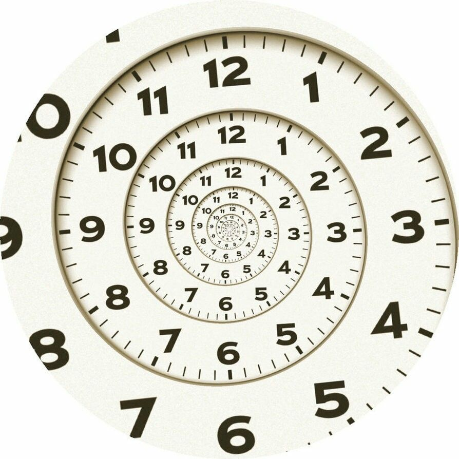 Pin by kevin alexander on spiral clock faces pinterest clock faces clock faces amipublicfo Image collections
