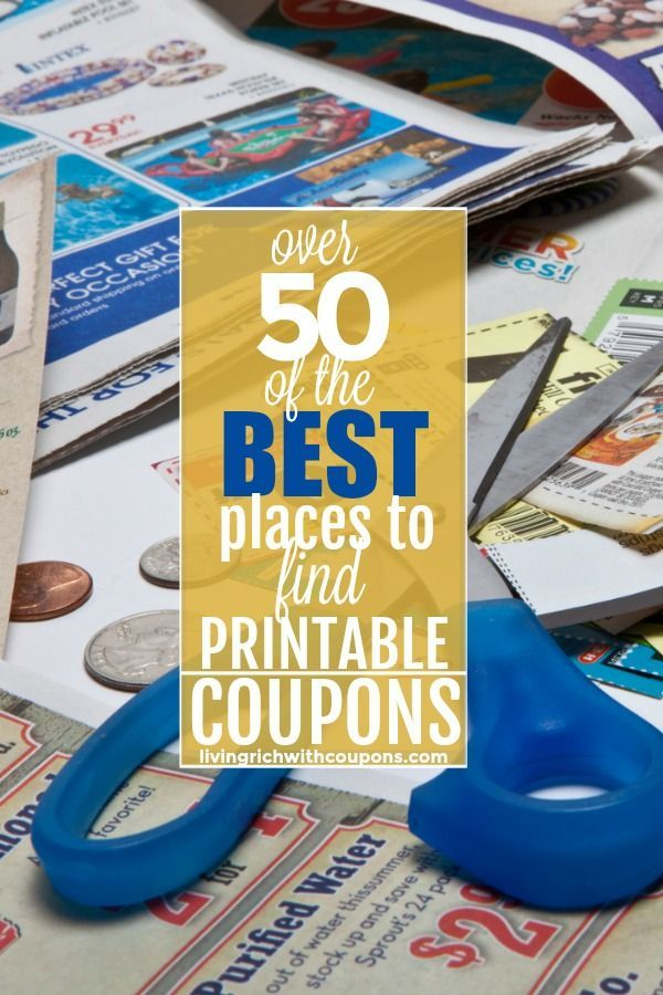 Printable Coupons 2019 #couponing
