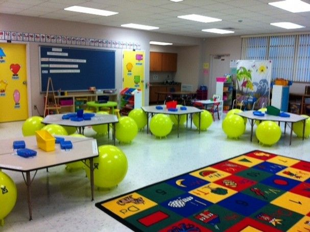 Awesome Cheap Preschool and Kindergarten Classroom Layout Design ...