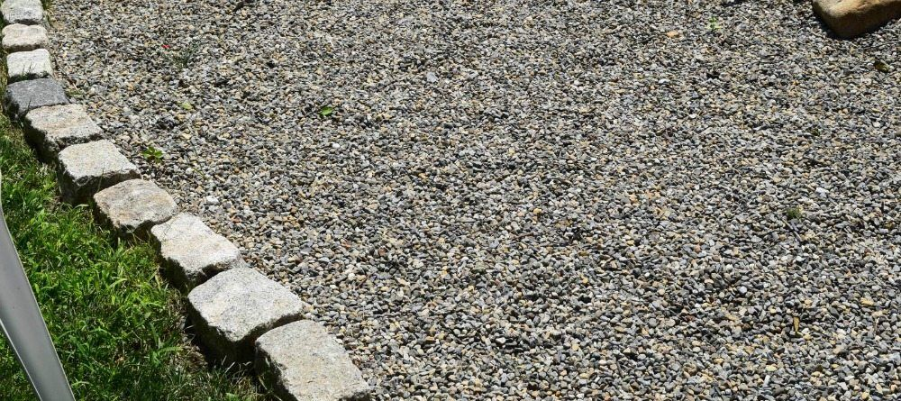 Gravel Calculator How To Budget Accordingly Stone Edging