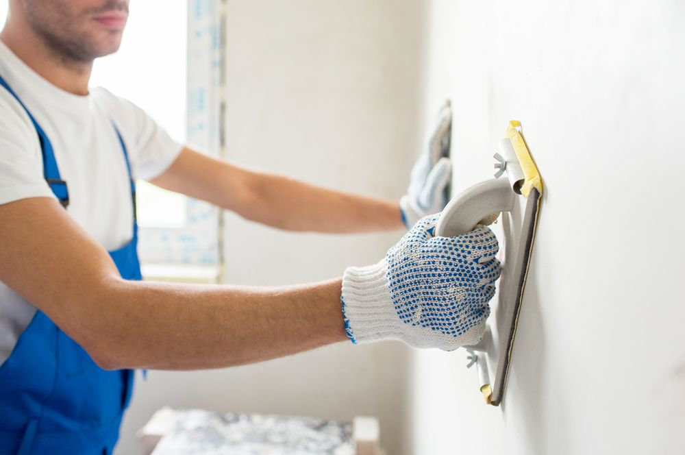 Plastering your home