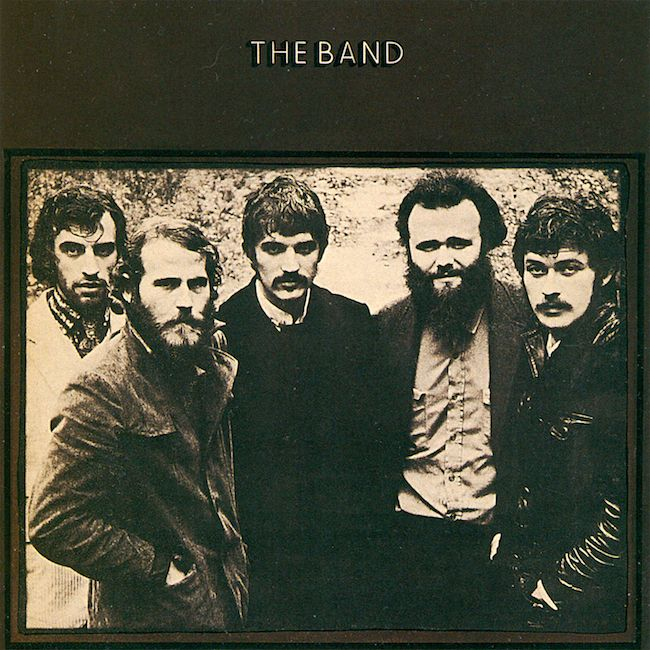 """Four-fifths of the first Canadian group that accompanied Bob Dylan recorded """"The Band"""", a year after his debut with """"Music From Big Pink."""" """"The Band"""" is a more cohesive selection, toned and accessible than its predecessor. Virtually all parts of «The Band» are a delight, thanks to well written songs and exultant and mournful interpretations of its components..."""