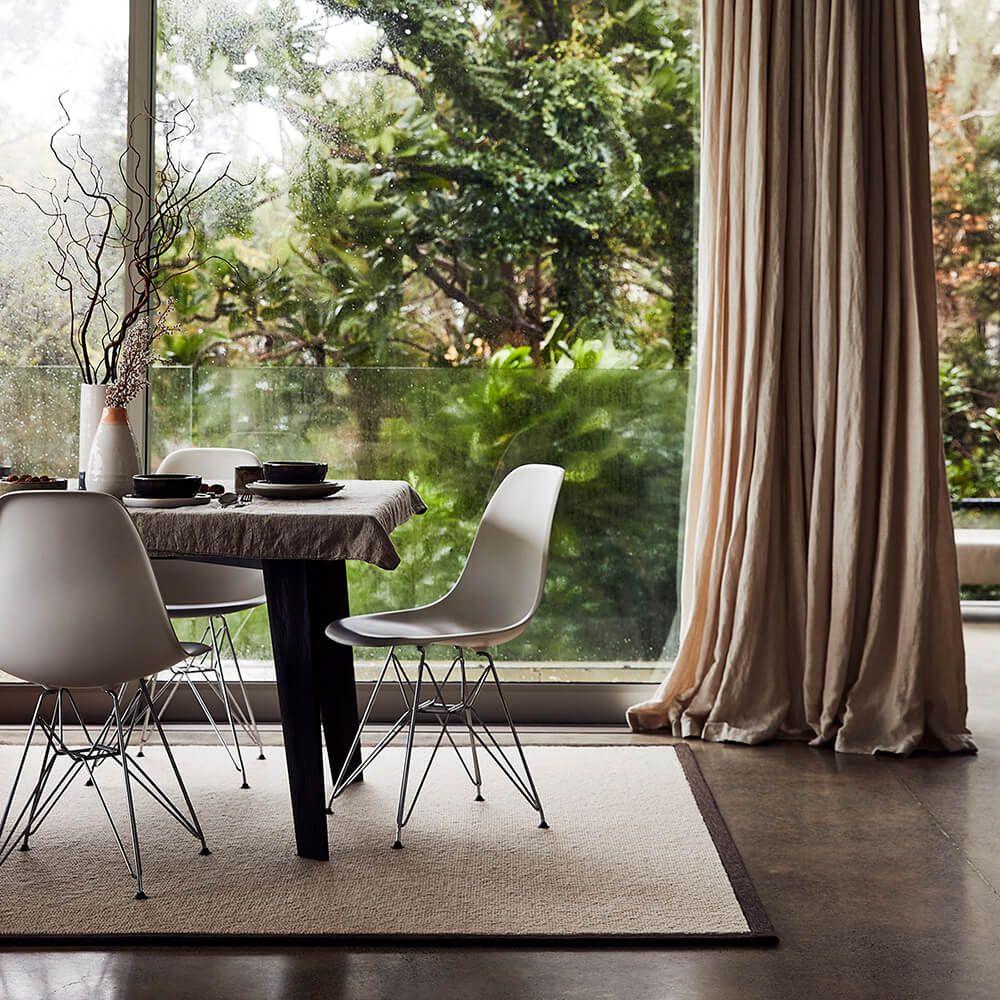 Dining Room Curtains To Create New Atmosphere In Perfect: How To Create A Rug That Is Perfect For Your Home