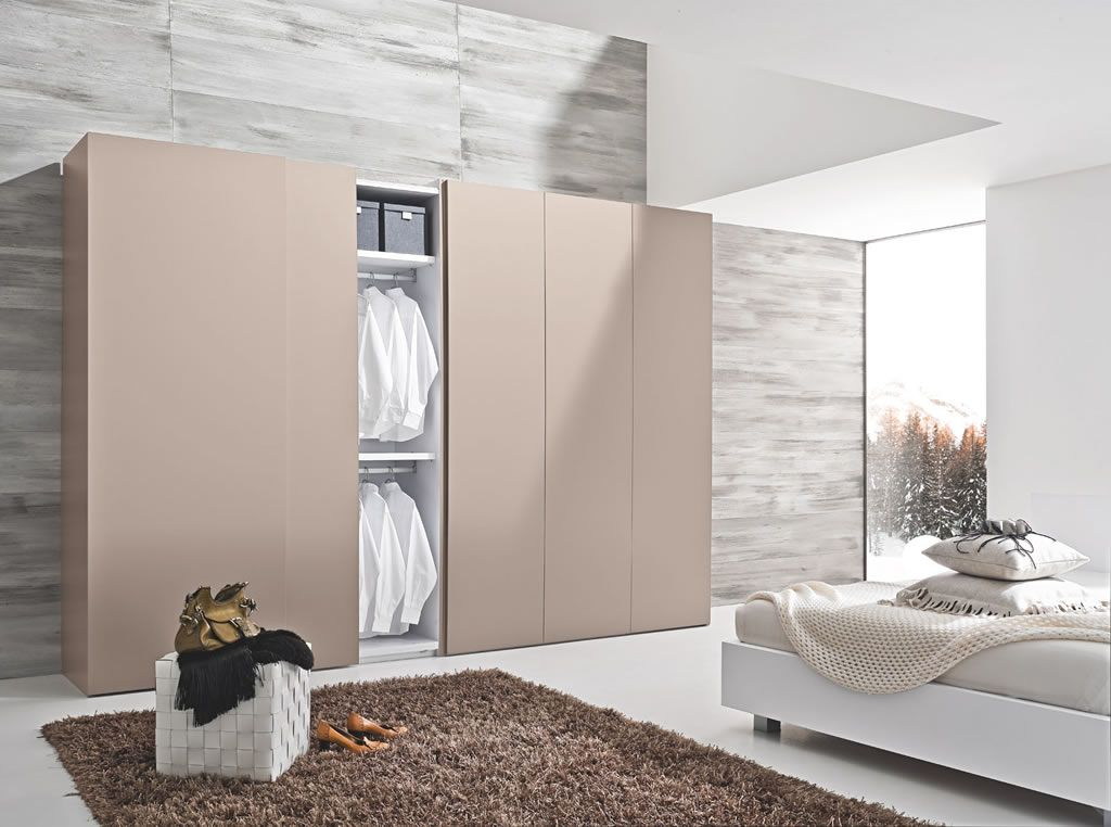 bedroom sliding cabinet designs with wardrobes: sleek modern sliding