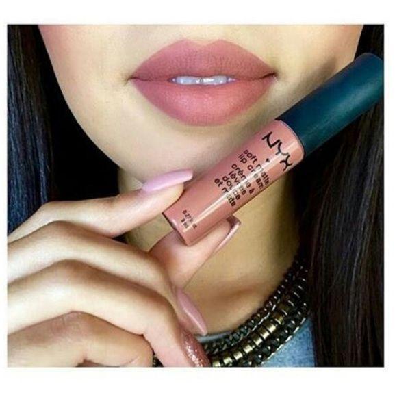 NYX Soft matte lip cream, STOCKHOLM. Brand new! NYX Soft matte lip cream, STOCKHOLM. NYX Makeup Lipstick