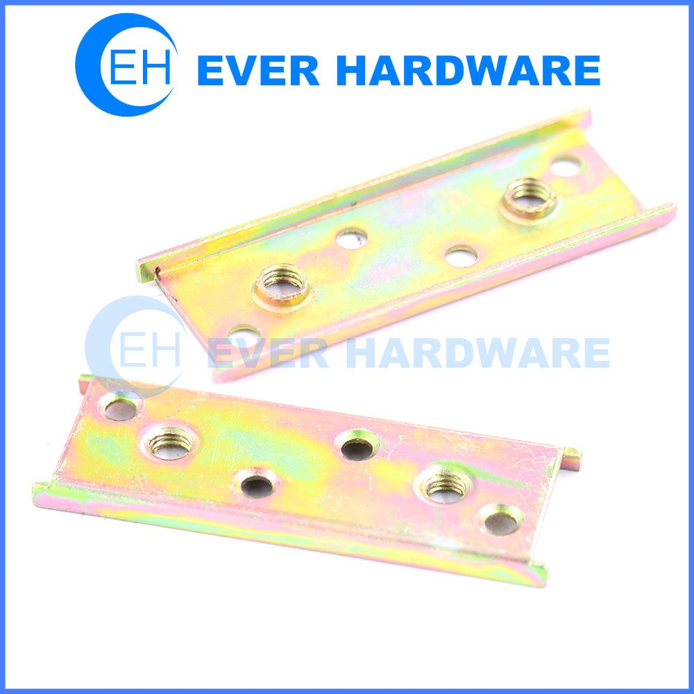 Sleigh Bed Frame Parts Electroplating Metal Bed Frame Hardware Parts Customize Sleigh Bed Frame Bed Frame Parts Bed Frame Hardware
