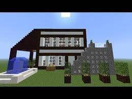Image result for minecraft casas minecraft arely 39 s board for Casa moderna 7x7