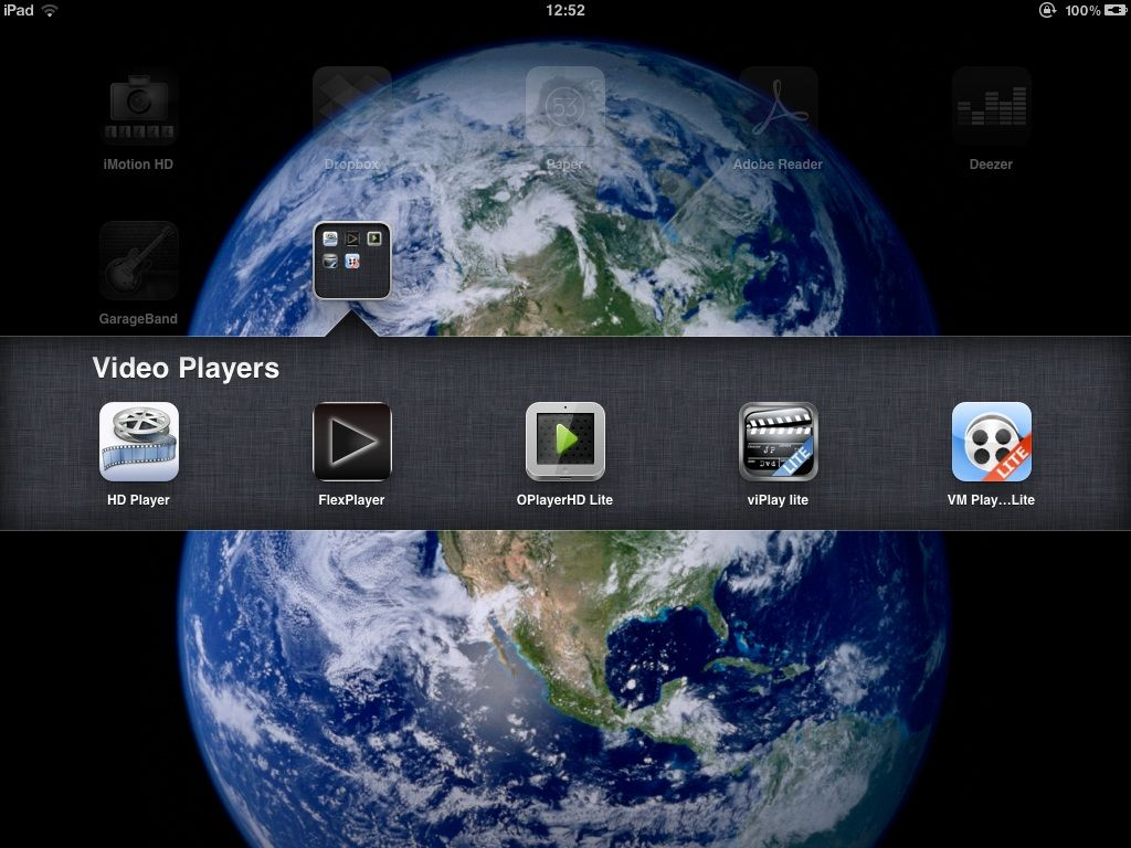 FleXvideo players for iPad free and easy Ipad, Free