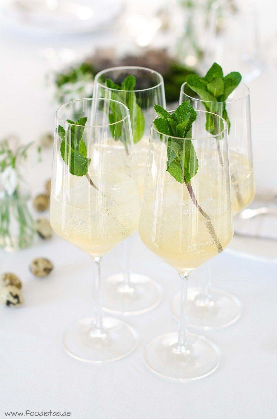 Rezept Drink, Drink zu Ostern, Gin Cocktail Rezept   foodistas.de ...