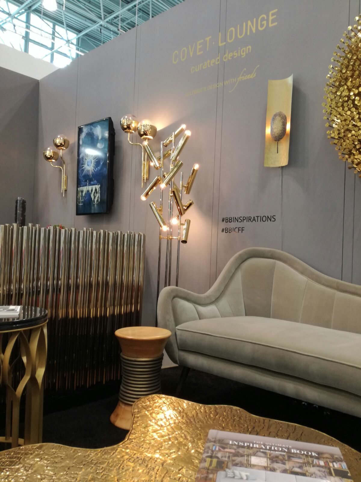 Amazing Covet House  Modern Luxury Furniture And Interior Design Exhibited At ICFF New  York City 2017