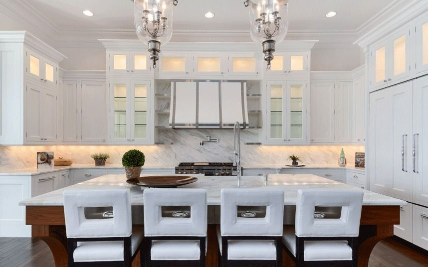 Homes with sexy kitchens worthy of The Great British Bake Off | British,  Kitchens and Kitchen hoods