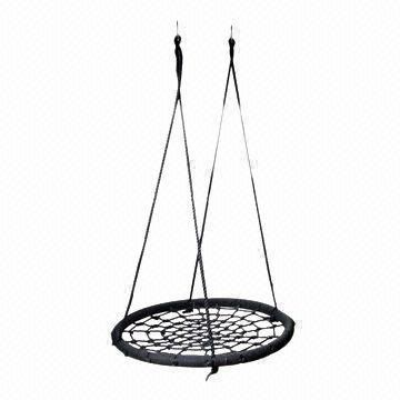 Round Nest Swing Outdoor Residential Grade 220 Front Yard