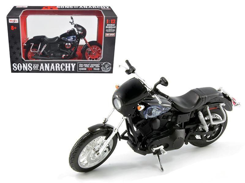 "Sons of Anarchy Jackson ""Jax"" Teller's 2003 Harley"