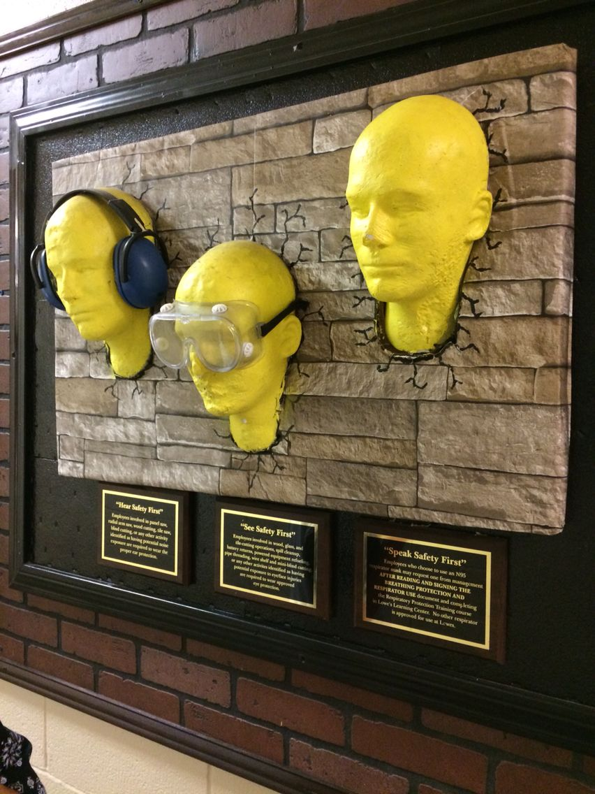 Saw this foam head art at Lowes. Frickin cool! | Dat Cool | Pinterest