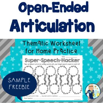 This FREEBIE is an open ended homework sheet, with a tufts and ...
