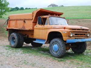 Ford F700 Dump Truck Craigslist | Ford F500-800 | Dump