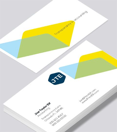 Modern contemporary business card design accounting business card modern contemporary business card design accounting business card reheart Gallery