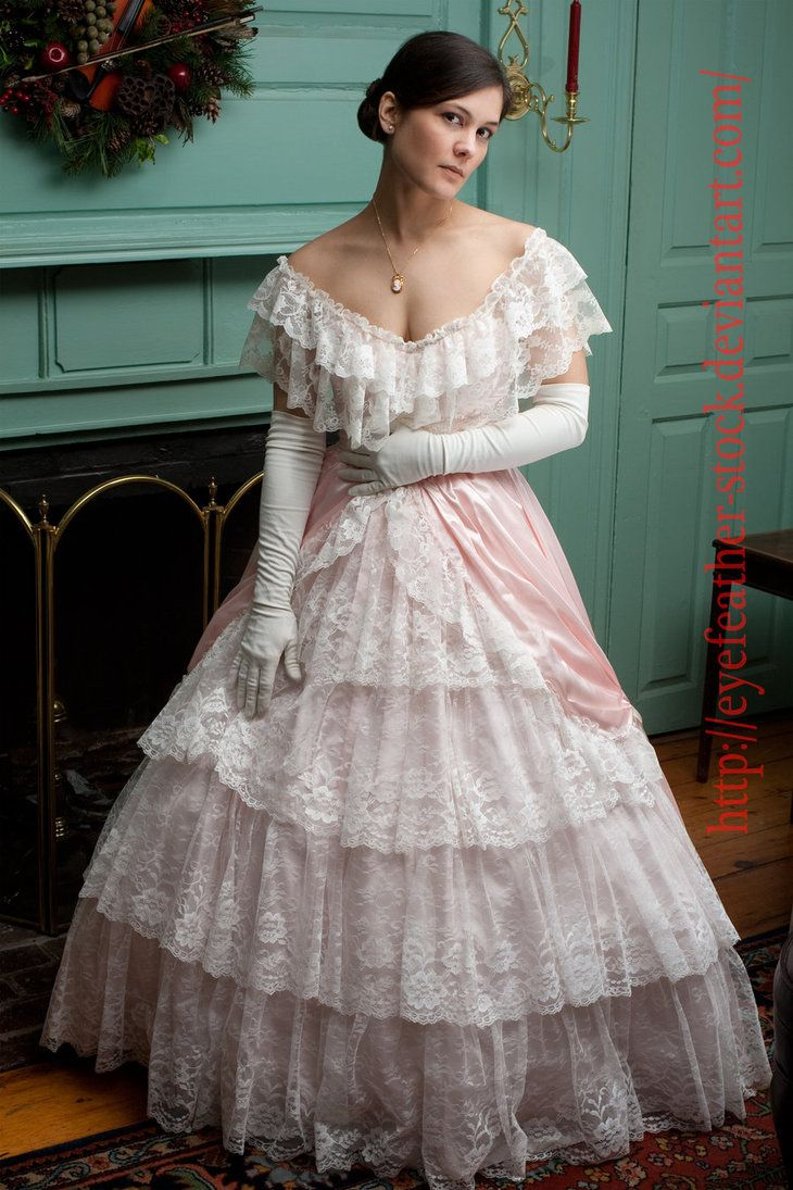 Pink Hold Tummy By Eyefeather Stock Southern Belle Dress Historical Dresses Dresses [ 1095 x 730 Pixel ]