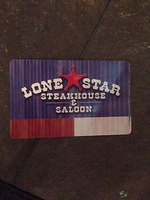 LONE STAR STEAKHOUSE GIFT CARD $50 https://t.co/MjLXdNXdJA https://t.co/JinphCwRhF