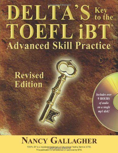 Deltas key to the toefl ibt pdf free