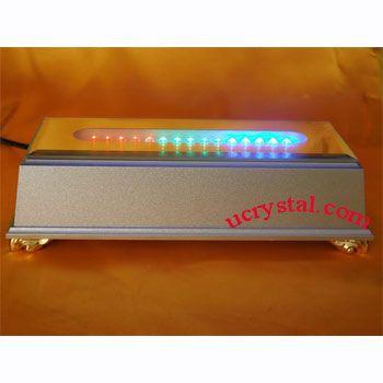Light Stands For Crystals Crystal Light Display 15 Led Multi Color Rectangular Rectangular Light Rectangular Led Lights
