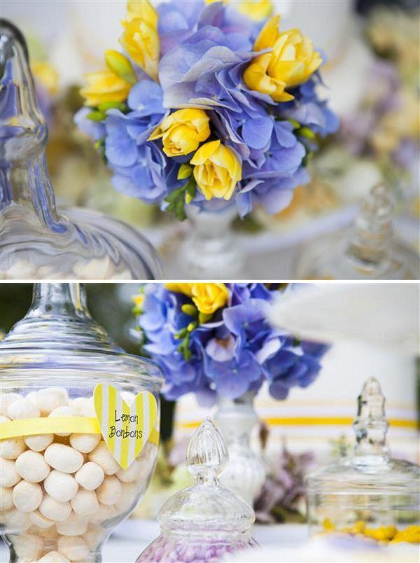 Purple Yellow Wedding Flowers Wedding Theme Pinterest Yellow