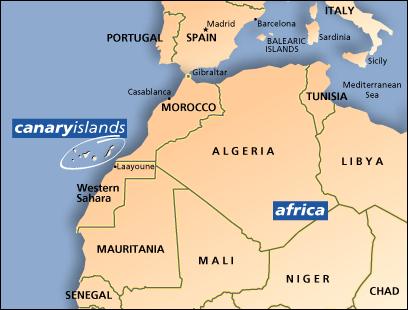 Canary Islands Canary Islands Pinterest Mapas