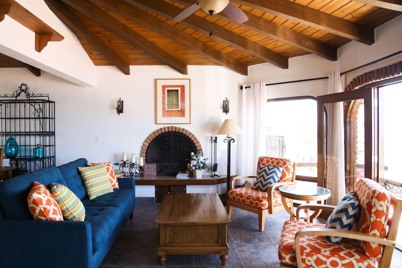 Rosarito Beach Shack Ocean Views - Houses for Rent in ... |Rental Houses Rosarito Mexico