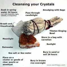 The Use and Power of Crystals