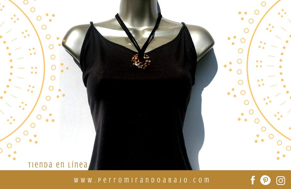 Collar Tiger PMA by Pilar Justo