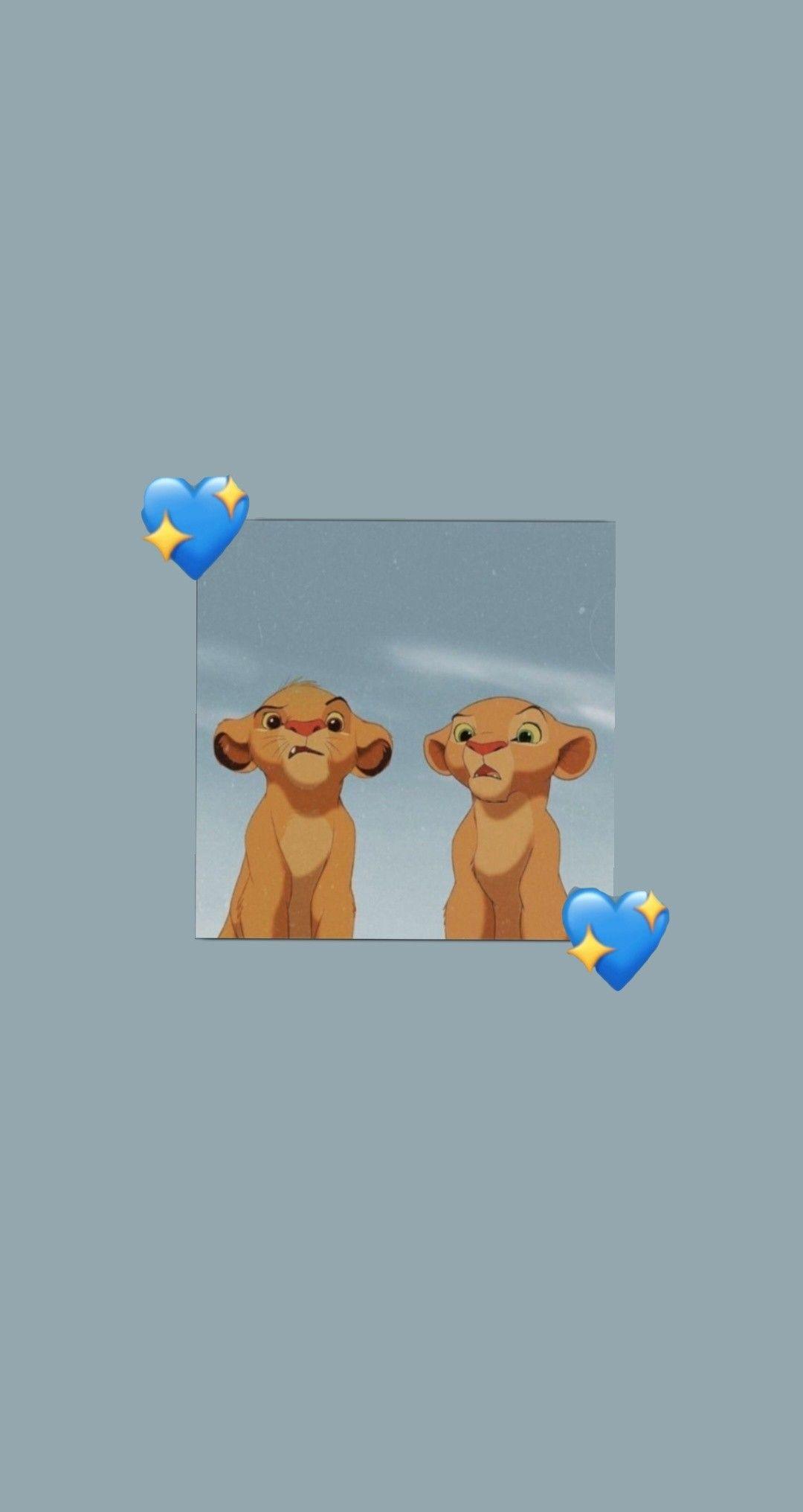 Simba Et Nala En 2020 Le Roi Lion Photos De Lion Roi Lion Simba