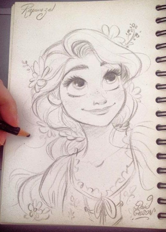 Rapunzel Disney Princess Drawings Princess Drawings Disney Art