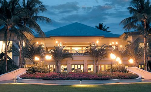 Fairmont Orchid Sits On 32 Acres Along The Kohala Coast And Spills Onto A White Sand Lagoon Beach Bright Blue Green Waters Of Pauoa Bay