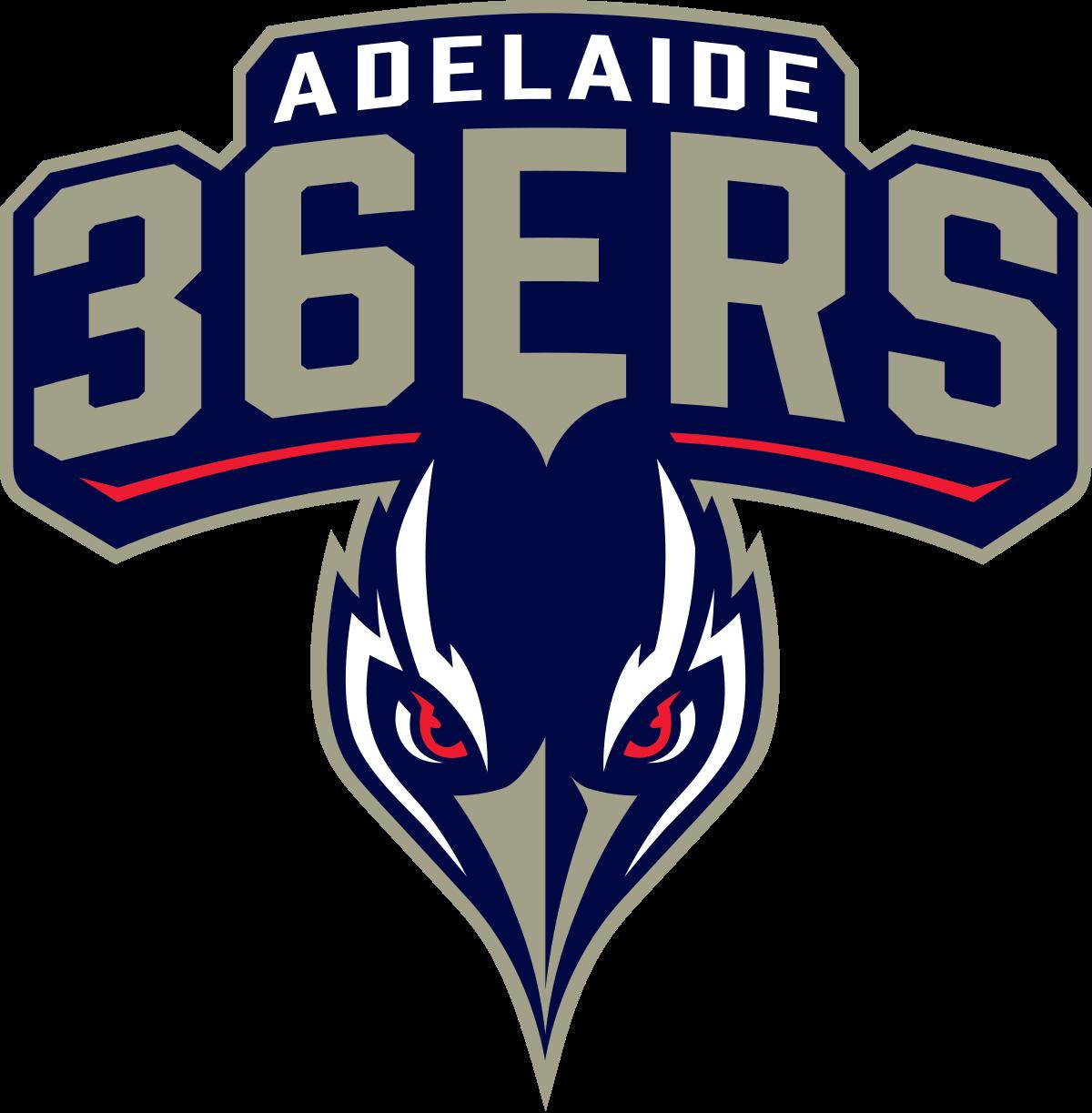 Adelaide 36ers National Basketball League Of Australia Nbl19 Basketball Logo Design Sports Team Logos National Basketball League
