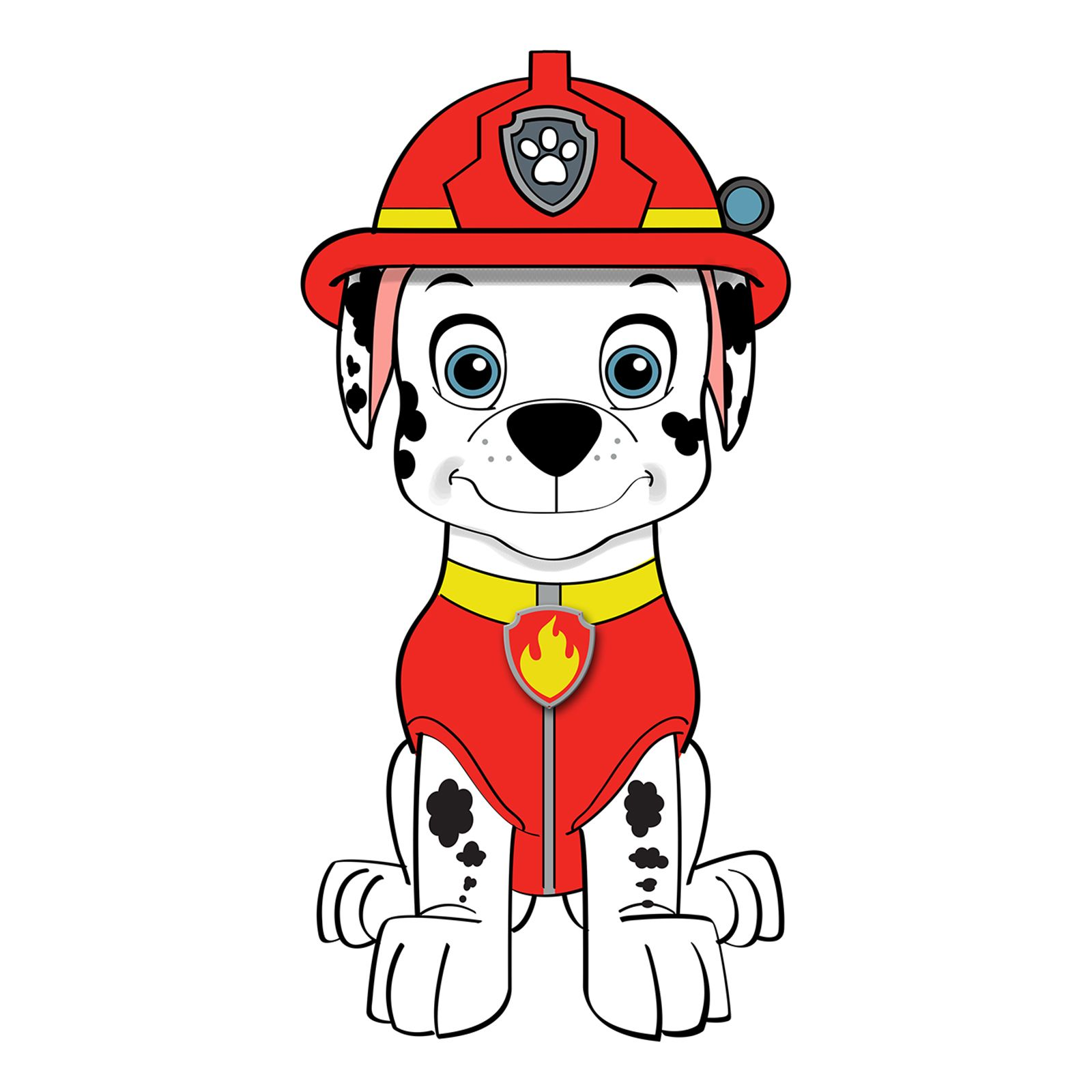 Nickelodeon Paw Patrol Marshall Cuddle Pillow Marshall Paw Patrol Paw Patrol Coloring Paw Patrol Characters