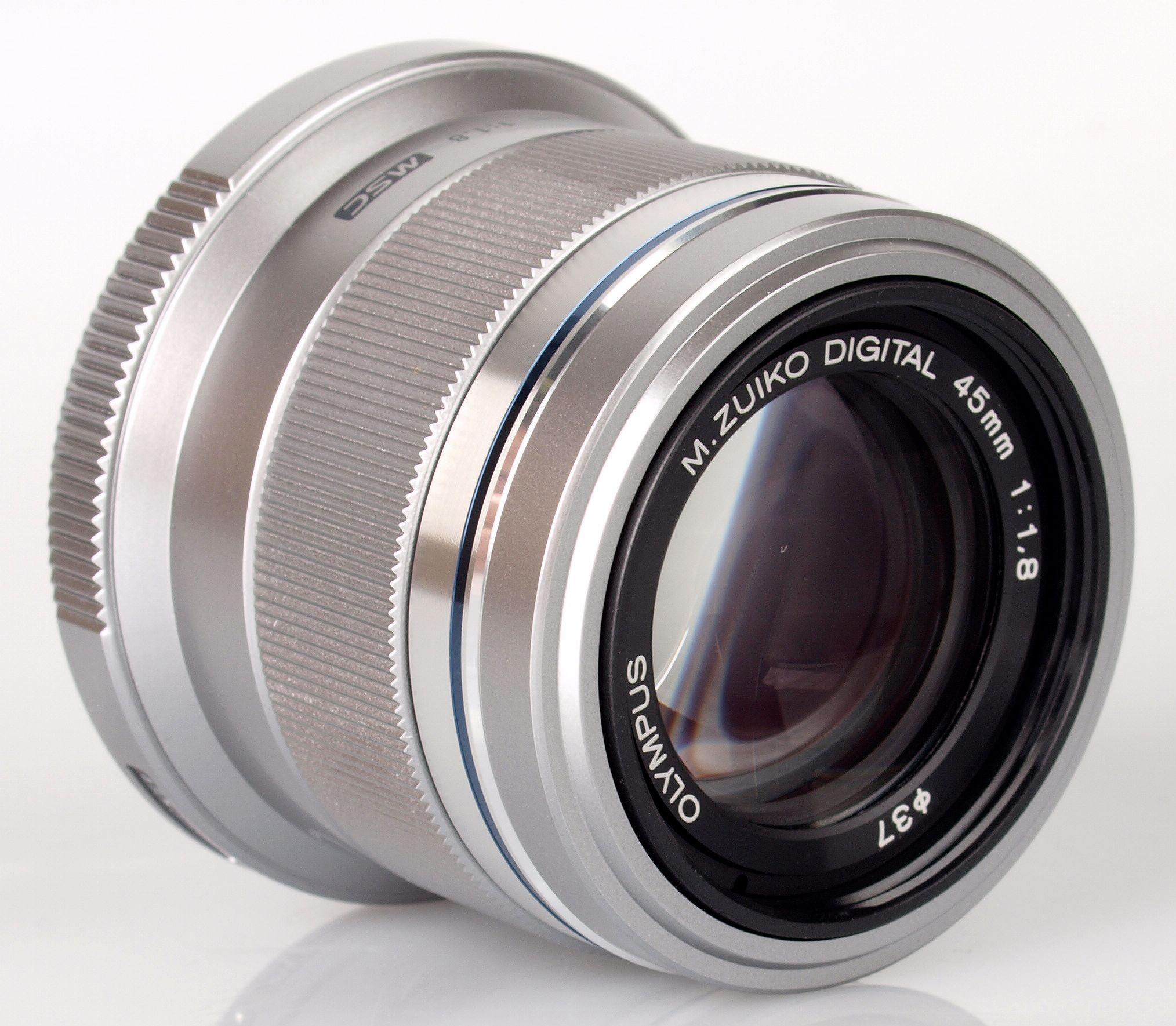 45mm f1.8 M.Zuiko